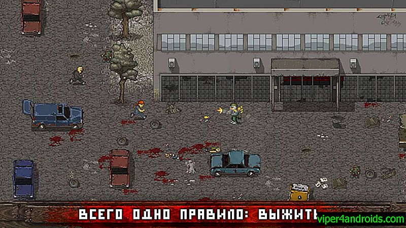 Download Mini DAYZ - Survival Game 1.4.1 APK (Mod: Everything is Open) til Android