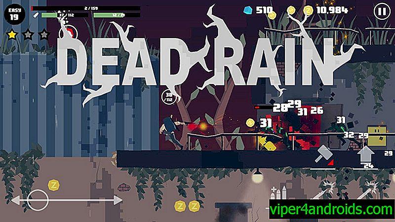 Download Dead Rain: Ny zombievirus 1.5.95 APK (Mod: mange stjerner) til Android