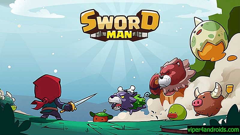 Stáhněte si Sword Man - Monster Hunter 2.0.0 APK (Mod: Money) pro Android