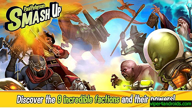 Prenesite Smash Up - The Shufflebuilding Game 1.10.00.16 APK in predpomnilnik (poln) za android