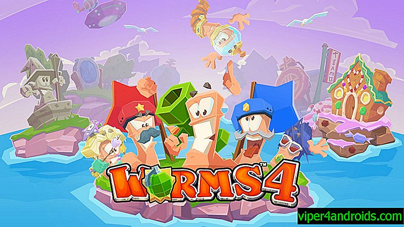 Stáhněte si Worms 4 1.0.432182 APK and Cache (Mod: Everything is Open) pro Android