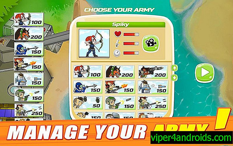 Download Army of Soldiers: Worlds War v16 APK (Mod: Money) til Android