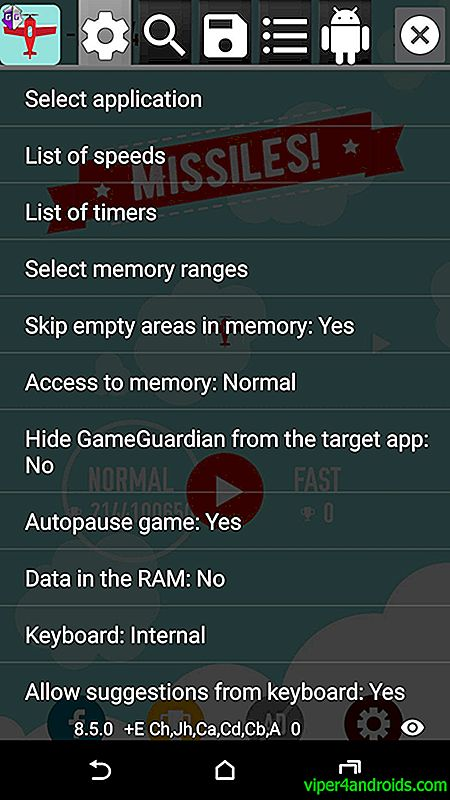 Descargar GameGuardian 86.2 APK para android