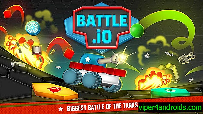 Laden Sie Battle.io 1.1.9 APK (Mod: Money) für Android herunter