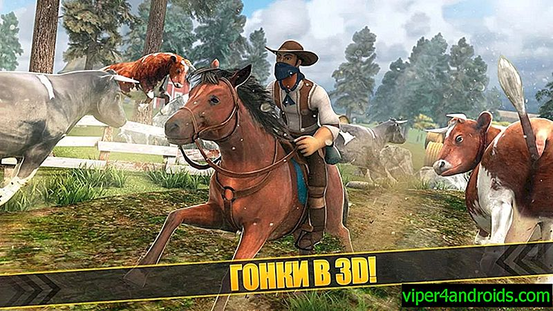 Télécharger Cheval de cow-boy - Courses à la ferme / Chevaux de cow-boy - Courses à cheval de ferme 1.3.0 APK (Mod: Money) pour Android
