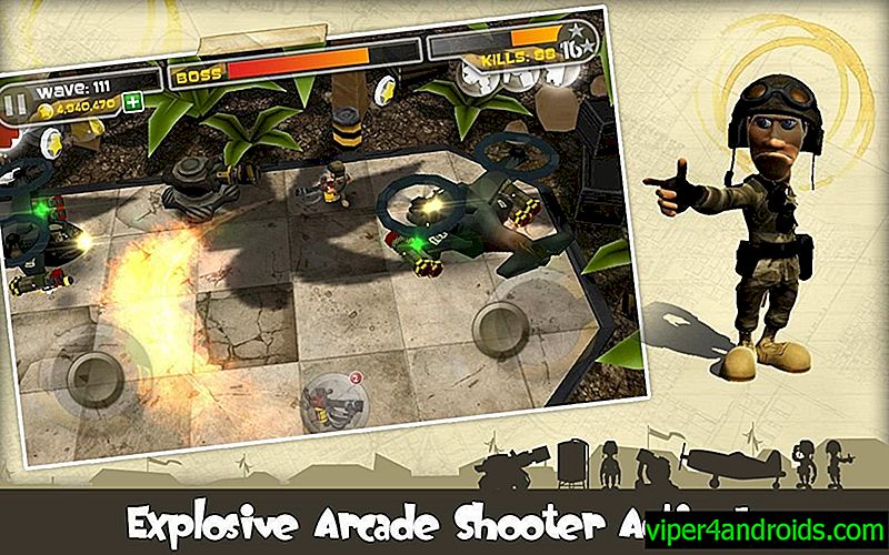 Laden Sie Total Recoil 2.0.5 APK (Mod: Money) für Android herunter