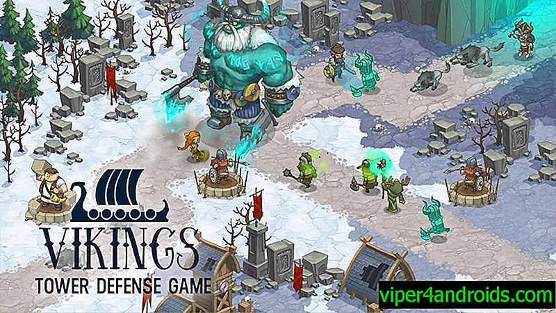 Stiahnite si Vikings: The Saga 1.0.33 APK (Mod: Money) pre Android