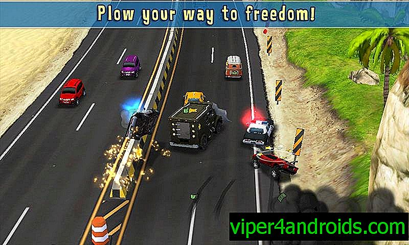 Stiahnite si Reckless Getaway 1.0.7 APK and Cache (Mod: Everything is Open) pre Android