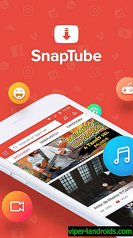 Download Snaptube VIP 4.72.0.4721710 APK voor Android