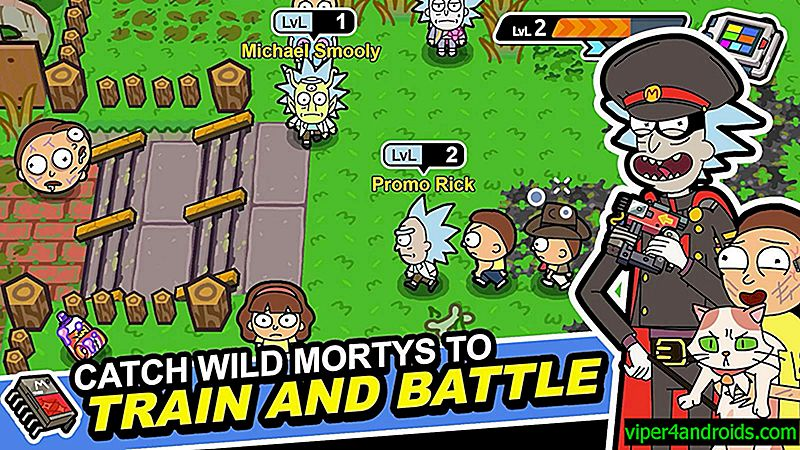Изтеглете Pocket Mortys 2.11.0 APK (Mod: Money) за Android